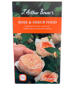 J.Arthur Bowers Rose and Shrub Food 1kg