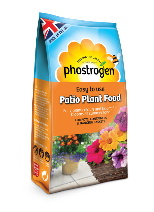 Phostrogen Patio Plant Food 80 Can Pouch