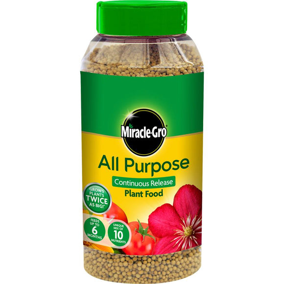 Miracle-Gro® All Purpose Continuous Release Plant Food