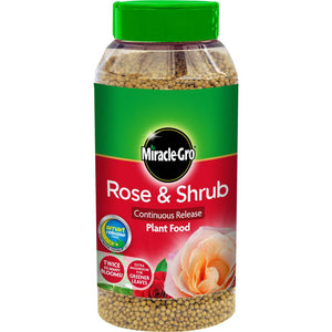 Miracle-Gro® Rose & Shrub Continuous Release Plant Food 1kg