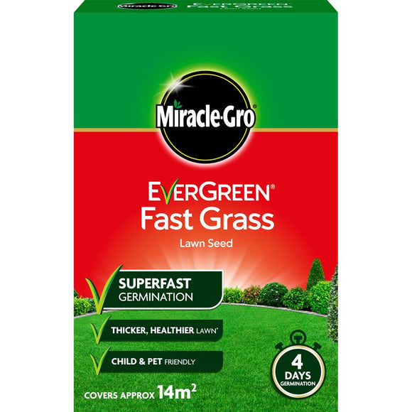 Miracle-Gro® EverGreen® Fast Grass Lawn Seed