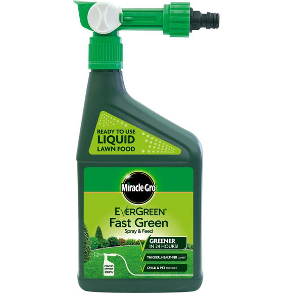 Miracle-Gro® EverGreen® Fast Green Spray & Feed