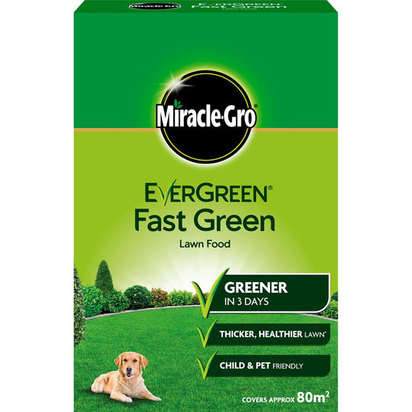 Miracle-Gro® EverGreen® Fast Green Bag 200m2