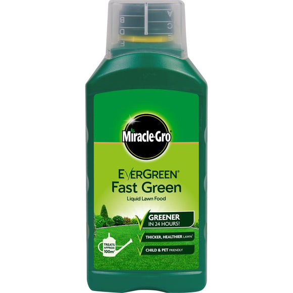 Miracle-Gro® EverGreen® Fast Green Liquid Concentrate