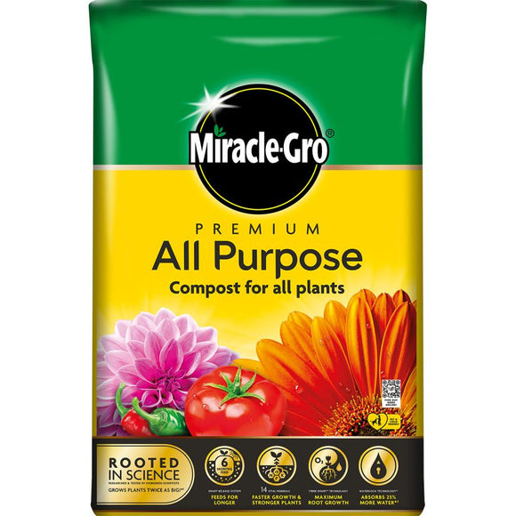 Miracle Gro All Purpose Compost 40L