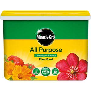 Miracle-Gro® All Purpose Continuous Release Plant Food 2kg