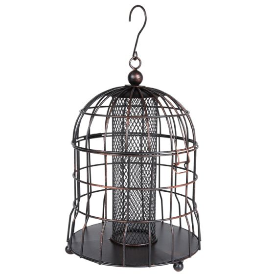 Gardman Decor Peanut S/Proof Feeder