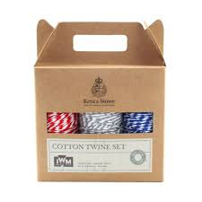 Kent & Stowe Dig For Victory Cotton Twine Collection