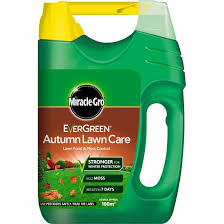 Miracle Gro EverGreen Autumn Lawncare Spreader 100m2