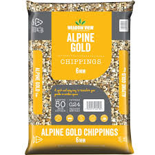 Meadowview Alpine Gold Chippings  Lg