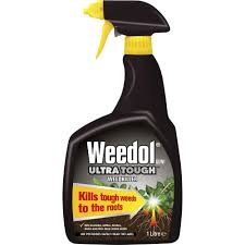 Weedol Ultra Tough Weedkiller RTU 1L