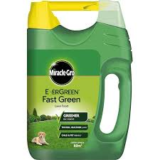 Miracle Gro EverGreen Fast Green Spreader 80m2