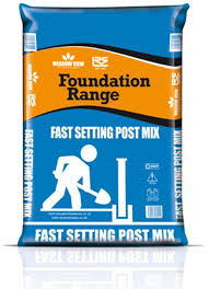 Meadowview Fast Setting Post Mix Lg