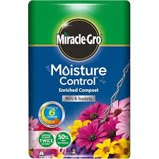 Miracle Gro Moisture Control Compost 40 Litre