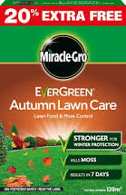 Miracle Gro EverGreen Autumn Lawncare 100m2 + 20% Extra Free