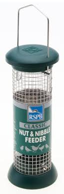 RSPB Classic Nut & nibble feeder - Small