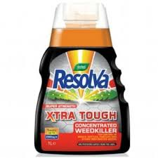 Resolva Xtra Tough Super Concentrate 1 Litre
