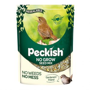 Peckish No Grow Seed Mix 1.7kg