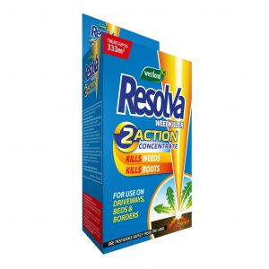 Westland Resolva Weedkiller Conc. 250ml