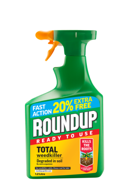 Roundup® Fast Action Ready to Use Weedkiller