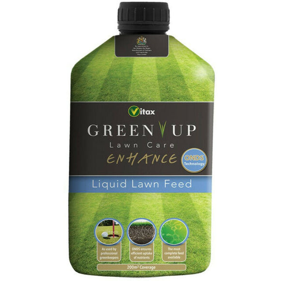 Vitax Green up Lawn Care liquid Lawn Feed