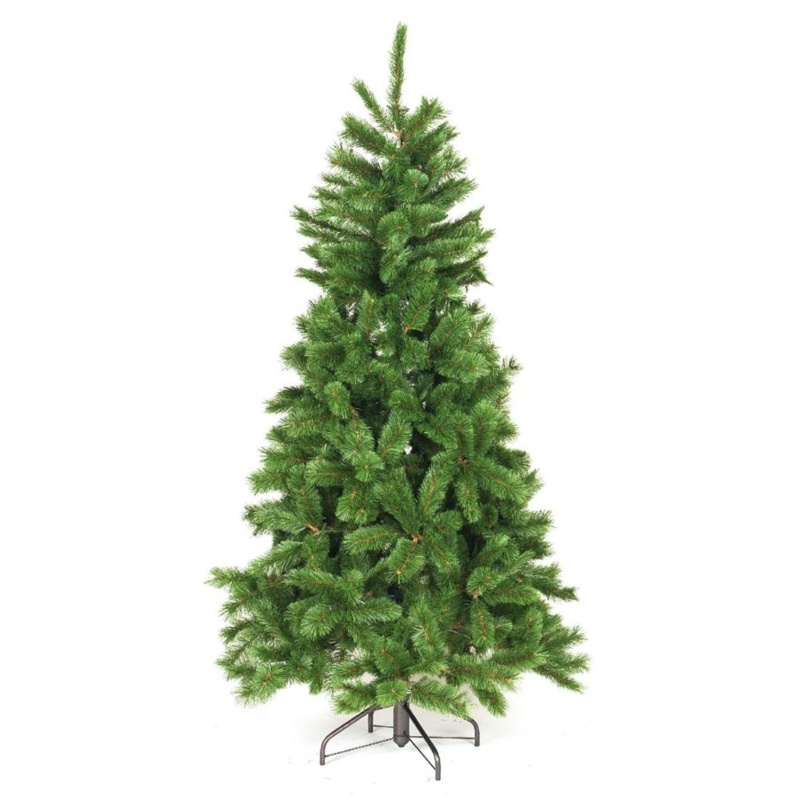 Albero di Natale artificiale Evergreen in Pvc - Consorzio Garden Team - Iperverde