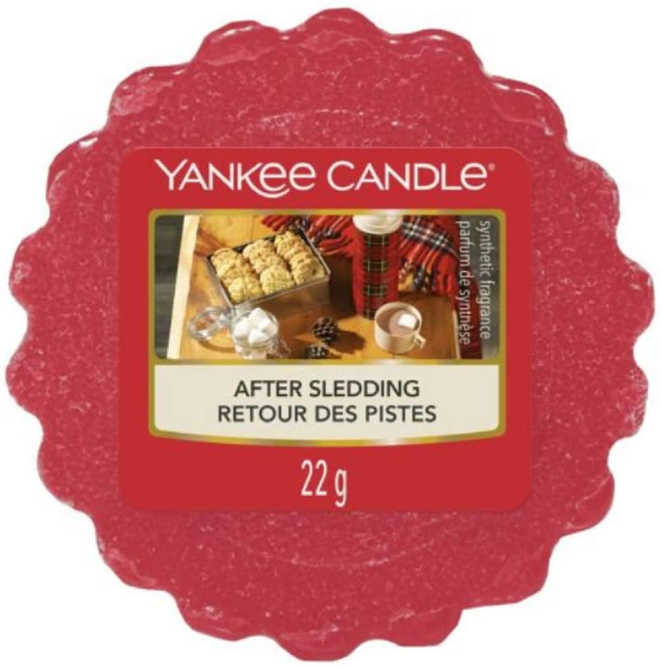 Yankee Candle cera da fondere After Sledding tart - Yankee Candle - Iperverde