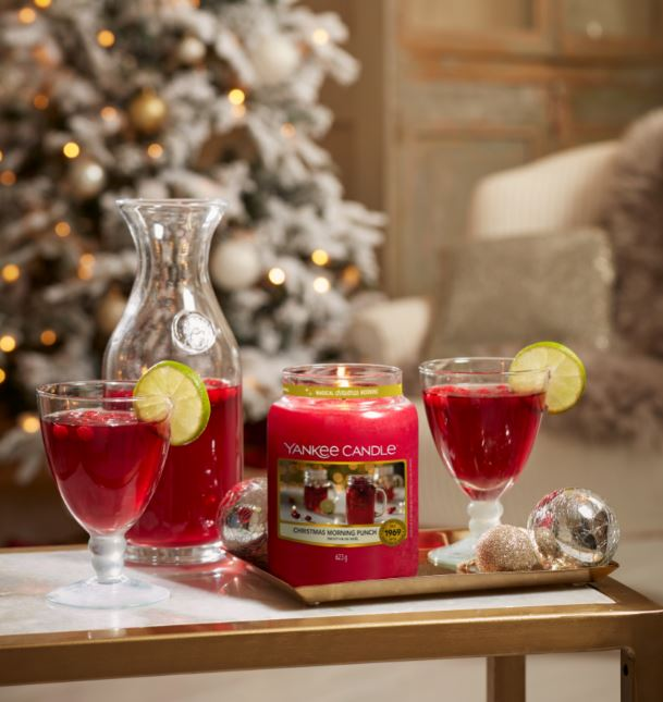 Yankee Candle Christmas Morning Punch - Yankee Candle - Iperverde