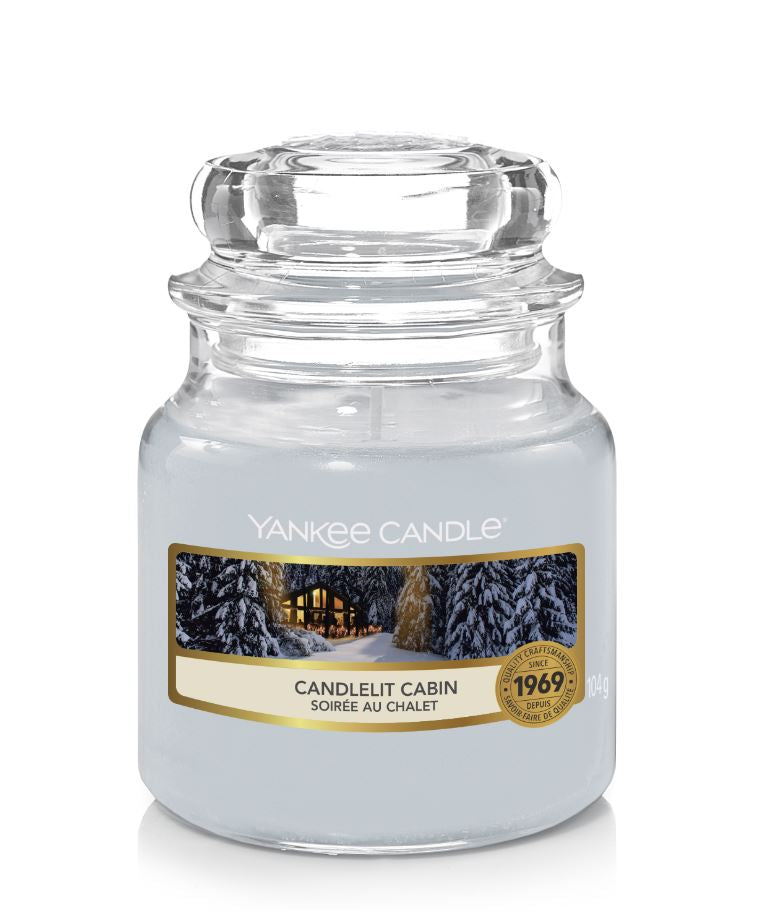 Yankee Candle Candlelit Cabin - Yankee Candle - Iperverde