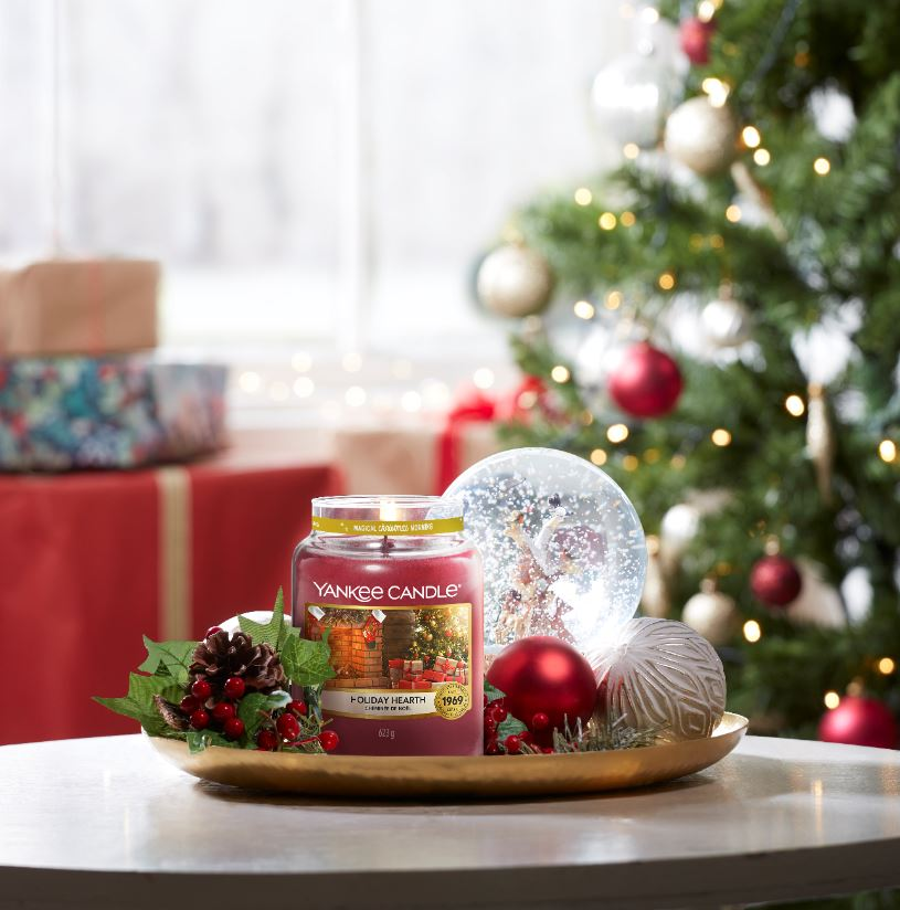 Yankee Candle Holiday Hearth - Yankee Candle - Iperverde