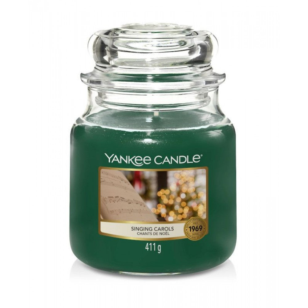 Yankee Candle Singing Carols - Yankee Candle - Iperverde