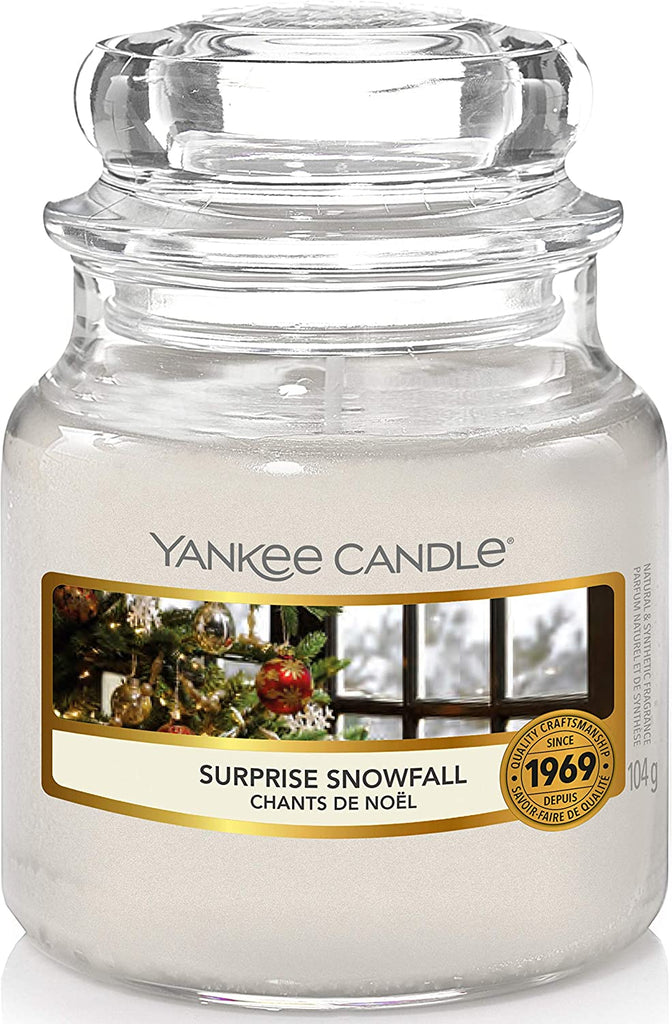 Yankee Candle Surprise Snowfall - Yankee Candle - Iperverde
