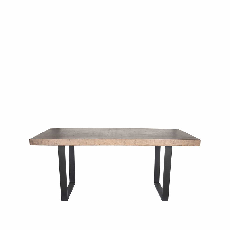 Phalodi Mango Wood Oblong Dining Table