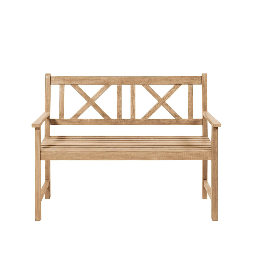 Richmond 3 Seater Wooden Bench