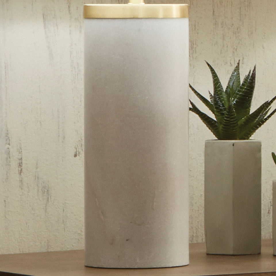 Bretton Marble Table Lamp