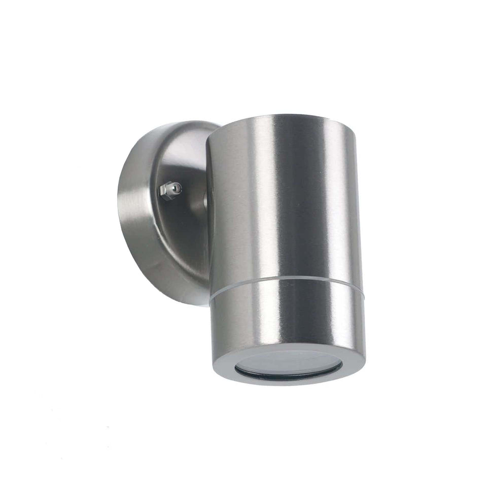 Olsson Brushed Silver Fixed Directional Spot Light