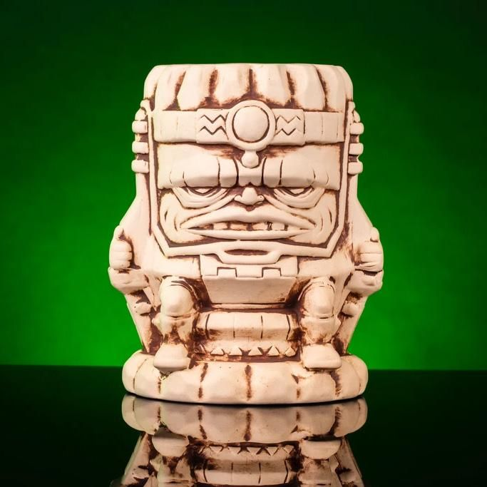 Marvel's MODOK Is Now a Tiki Mug Made Only for Drinking