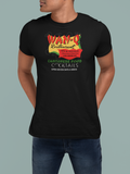 Wan-Q Restaurant Matchbook Reproduction Men's T-Shirt