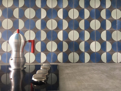 Cemento Collection - Cement Moroccan Tile