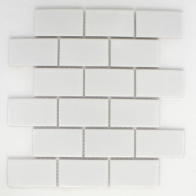 White Brick Tile