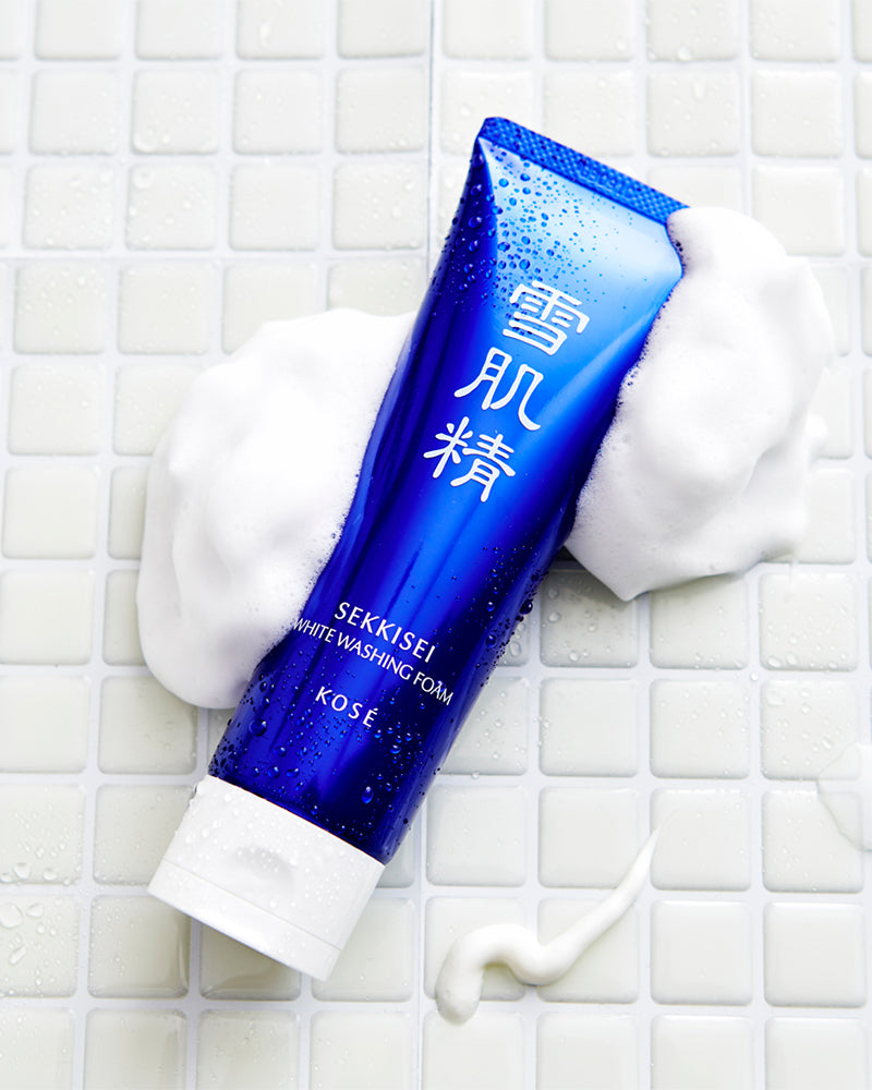 Sekkisei Facial Cream Wash