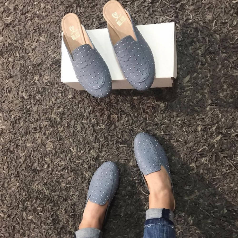 Loafers Azul