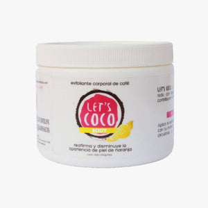 lets coco BODY tarro 330grs