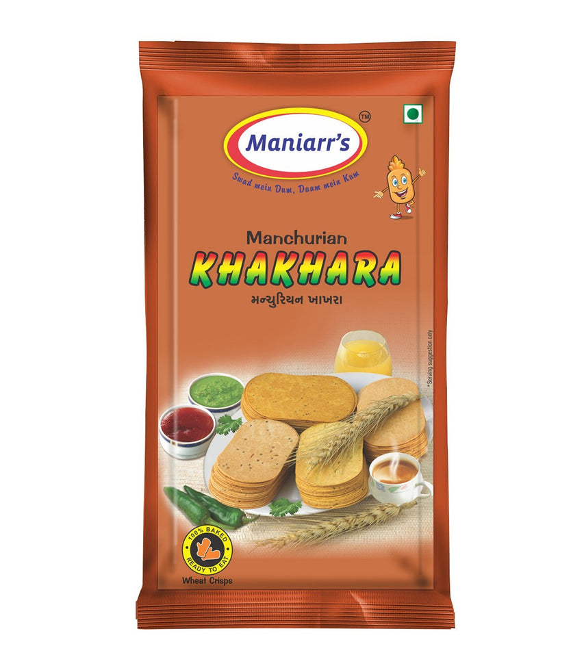 039 A4 Mix flavour khakhra (Pack of 8)