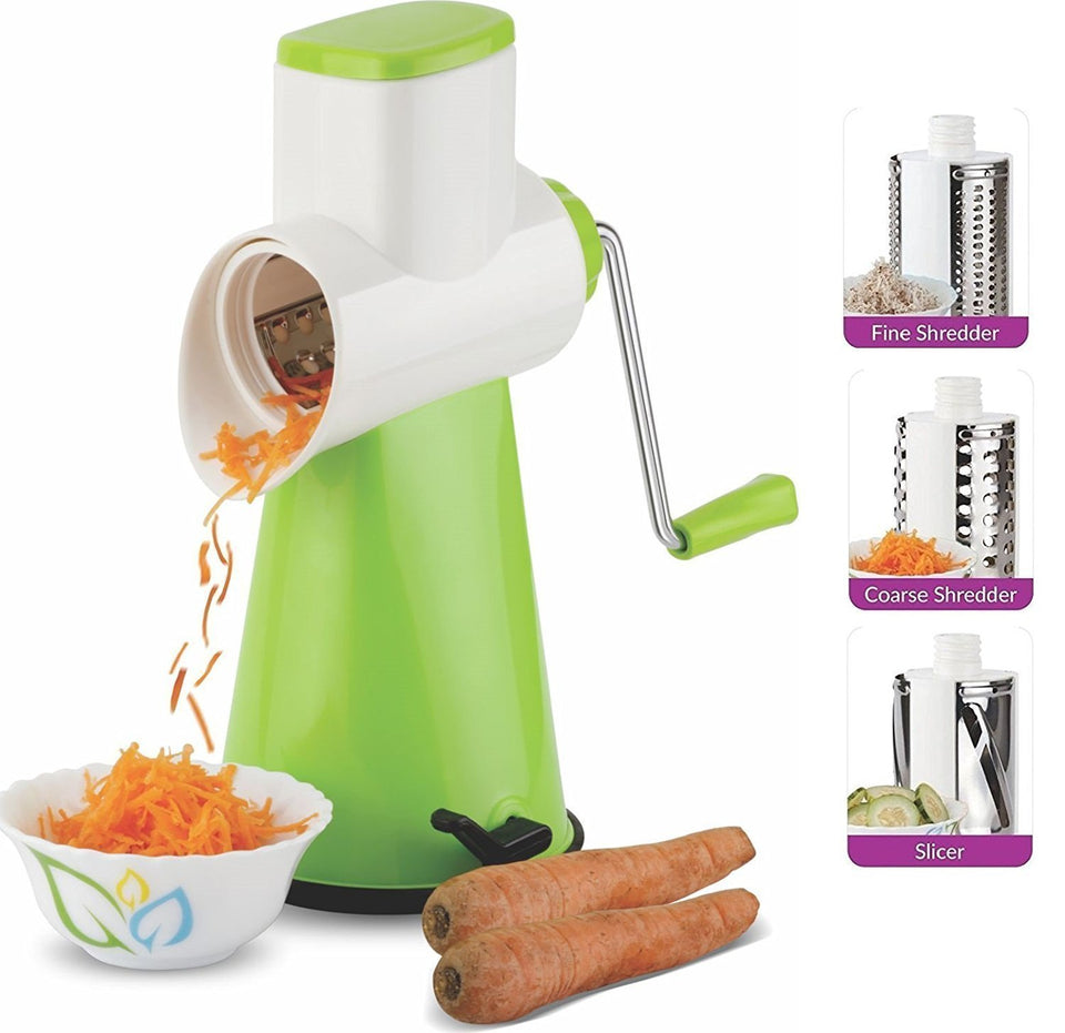 068 -4 In 1 Vegetable Grater Mandoline Slicer