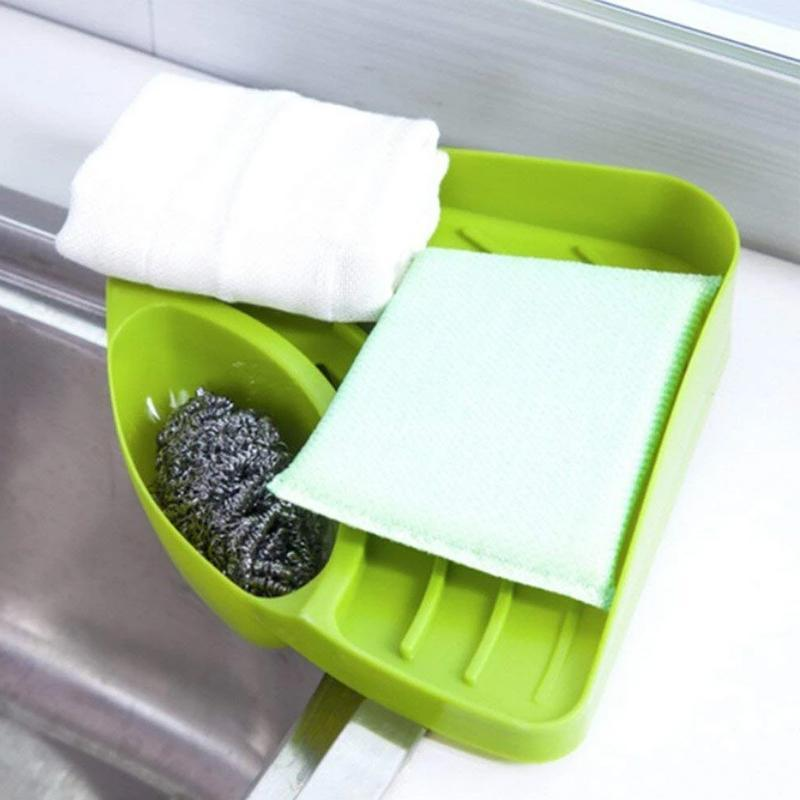861 washing strainer-Wash Basin Storage Organizer Rack