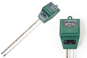 605 -3 Way Soil Meter (pH Testing Meter)