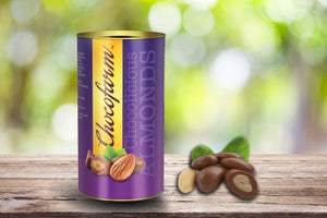 041 Chocolate almonds (96 GMs)