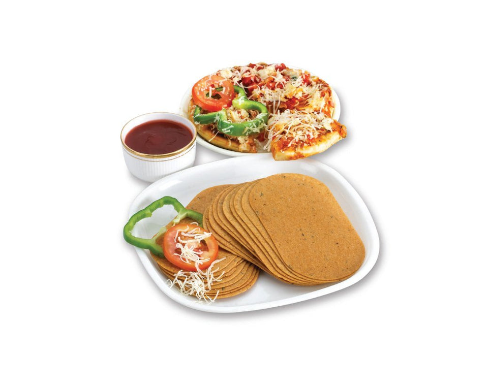 015 Pizza Khakhra (Pack of 8)