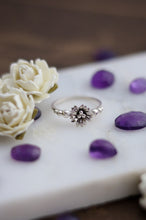 Load image into Gallery viewer, Sakura Dainty Stacker Ring